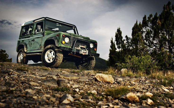Just Land Rover Spares and Parts, Killarney Gardens, Cape Town